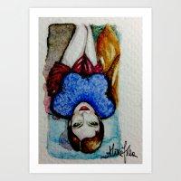 Eleanor Art Print