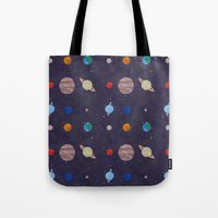 The 9 Planets! Tote Bag