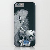 iPhone & iPod Case featuring Here Ya Go Little Fella! by kevlar51