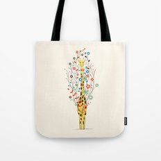 I Brought You These Flow… Tote Bag