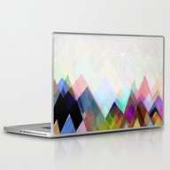 Laptop & iPad Skin featuring Graphic 104 by Mareike Böhmer Grap…