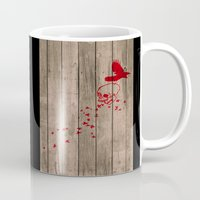 And The Birds Shall Feas… Mug