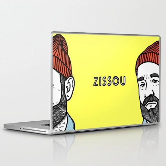 Zissou #2 Laptop & iPad Skin