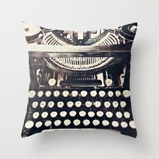 Aging Gracefully Throw Pillow