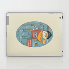 Berliner Kind Laptop & iPad Skin