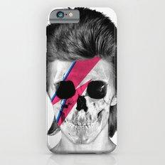 Skull Bowie iPhone 6s Slim Case