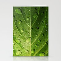Think Green Stationery Cards