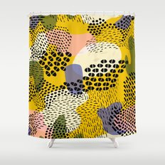 Piña Colada Shower Curtain