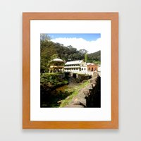 Stringers Creek - Walhal… Framed Art Print