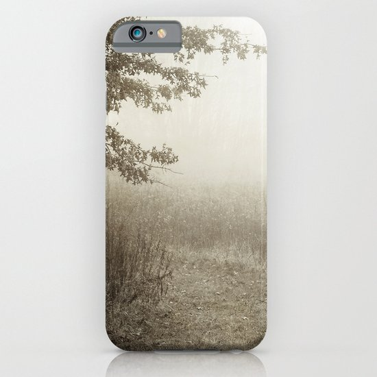 Dreaming in B&W iPhone & iPod Case
