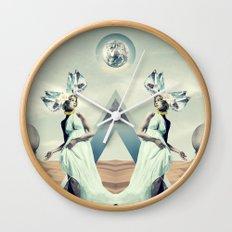Crystalfilm Wall Clock
