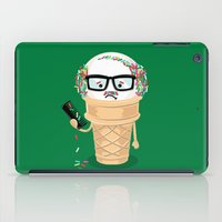Ice Cream Coneover (Holiday Edition) iPad Case