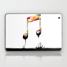 Feelings Behind The Dark… Laptop & iPad Skin
