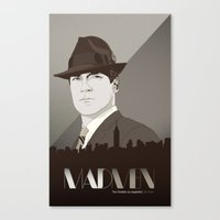The Mad Canvas Print