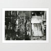 Mica Art Print