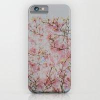 Pink Magnolias iPhone 6 Slim Case