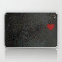 I heart balloons Laptop & iPad Skin