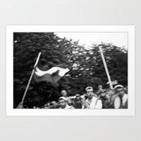Palestinian Flag Art Print