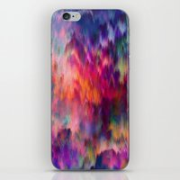 Sunset Storm iPhone & iPod Skin