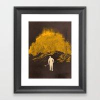 Daybreak Framed Art Print