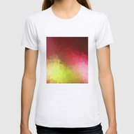 T-shirt featuring Abstract XXV by Mr And Mrs Quirynen