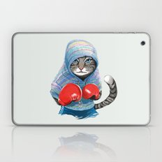 Boxing Cat Laptop & iPad Skin