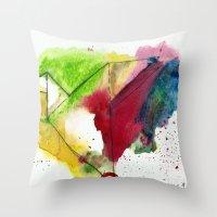 Take Your Origami Skill … Throw Pillow