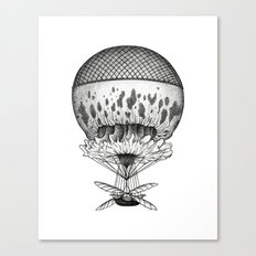 Jellyfish Joyride Canvas Print