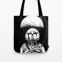 Looking for Space Tote Bag
