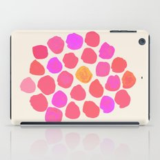 Coral & Pink iPad Case