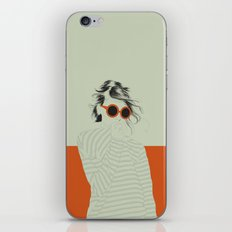 Woman Color 10 iPhone & iPod Skin