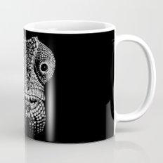 The One Most Adaptable to Change (Chameleon) Mug