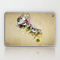 Two Birds Laptop & iPad Skin