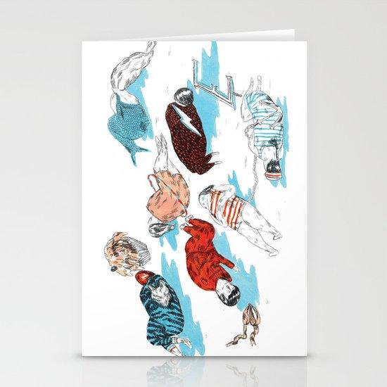 ⌲⌲ Stationery Card