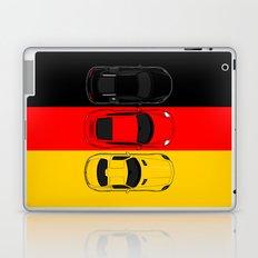 German Horsepower Laptop & iPad Skin