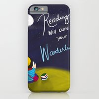 Reading Will Cure Your W… iPhone 6 Slim Case