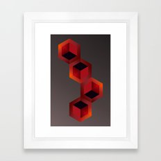 Tango In Buenos Aires Framed Art Print
