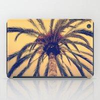 Tenerife Palm Tree iPad Case