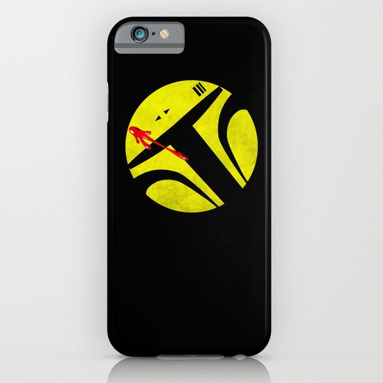 Who Watches the Bounty Hunters? iPhone & iPod Case