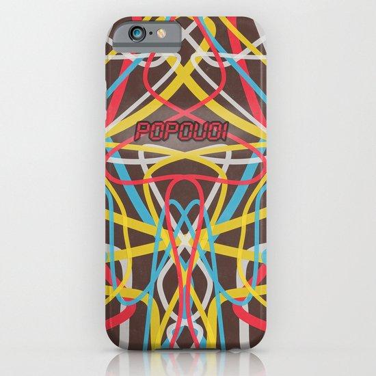 Popouoi Knox iPhone & iPod Case