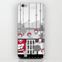 SF Mobile World iPhone & iPod Skin