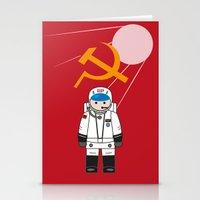 SOVIET Stationery Cards