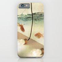 Ideas And Goldfish iPhone 6 Slim Case