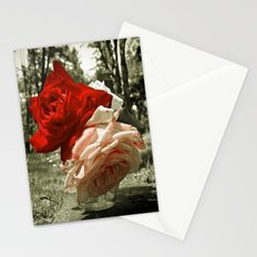 Memory of love Stationery Cards
