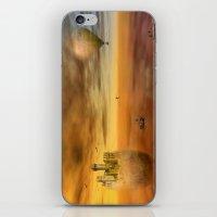 The Last Passenger ! iPhone & iPod Skin