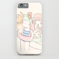 iPhone & iPod Case featuring SUMMER by marmushka