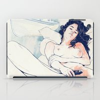 Nothing to say iPad Case