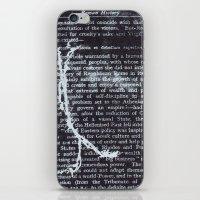 faceless iPhone & iPod Skin