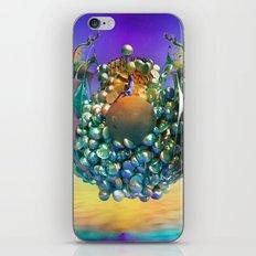Aphasia iPhone & iPod Skin