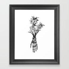 In Bloom #01 Framed Art Print